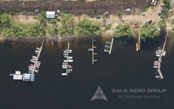 Как ZALA Aero помогает делать Волгу чище