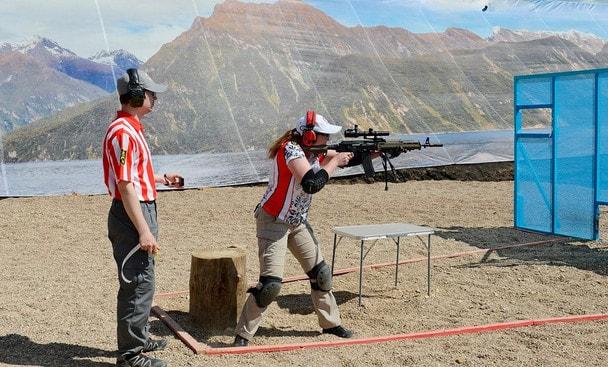 Психологическая подготовка спортсмена практической стрельбы. Саморегуляция