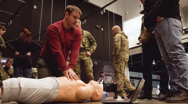 Как прошла всеармейская межведомственная конференция по тактической медицине