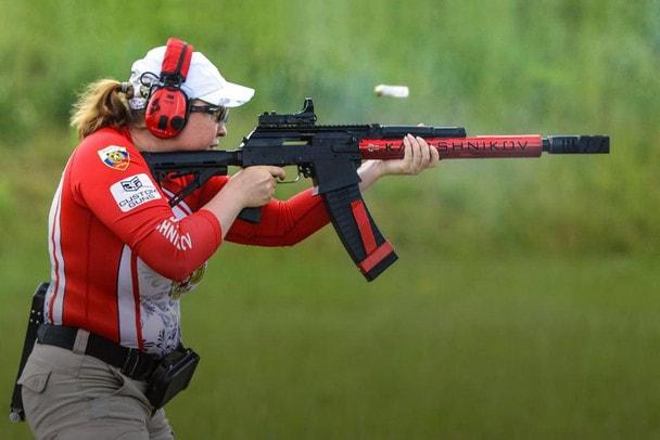 Мария Шварц: «Сборная России по практической стрельбе - лучшая из лучших!»