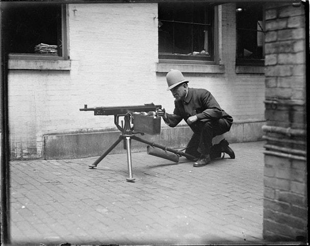 Мировые легенды оружия. M1895 - «Картофелекопалка» Браунинга