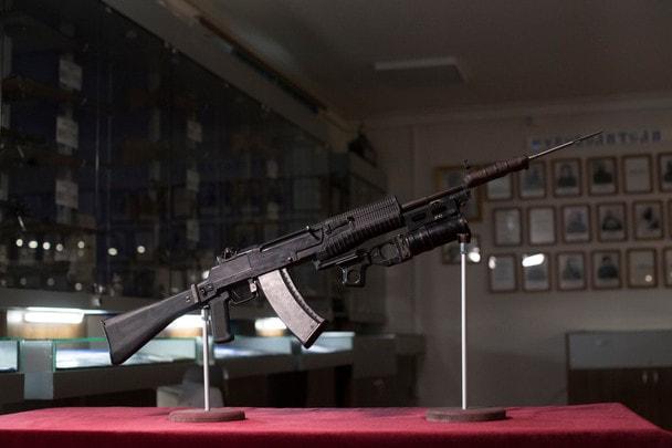 АН-94 «Абакан» — победитель, не ставший основным