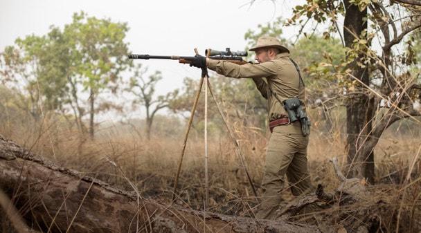 Основной Инстинкт: Охота в Камеруне. Часть 2