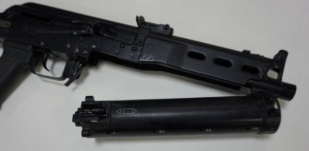История оружия: ПП-19 Бизон-2