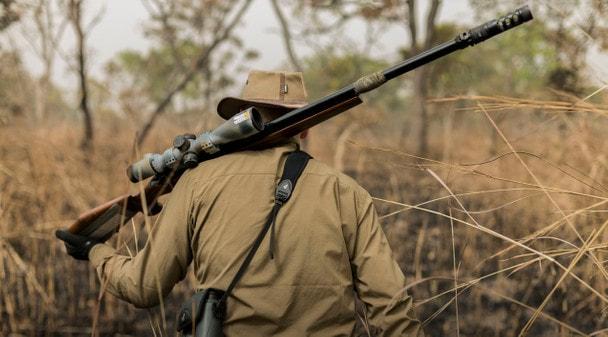 Основной Инстинкт: Охота в Камеруне. Часть 1