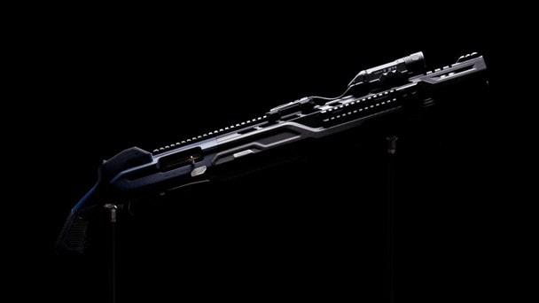 ТТХ: MP-155 Ultima с пистолетной рукоятью