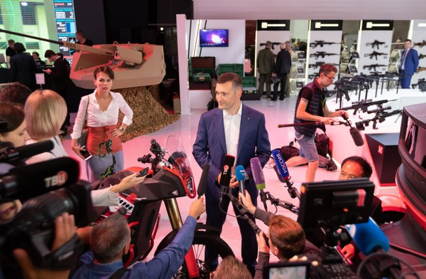Презентация Концерна «Калашников» на форуме «Армия-2018»