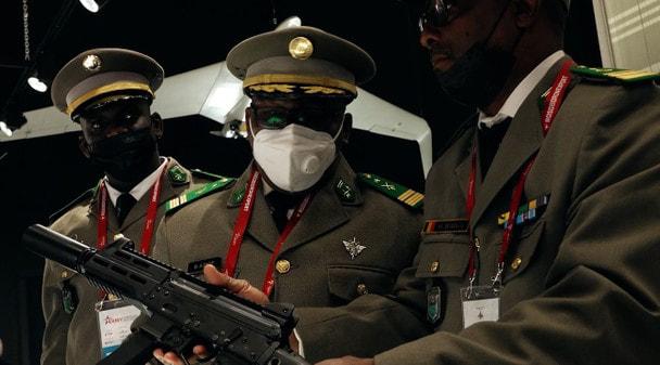«Калашников» на международном военно-техническом форуме «Армия-2021»
