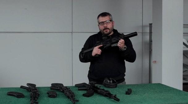Отличия АК-103, АК-203, АК-15 и ППК-20
