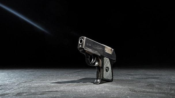 Паноптикум: пистолет ОЦ-21 «Малыш»