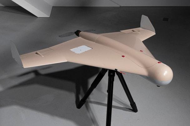 Ударный беспилотный комплекс «КУБ-БЛА» в действии