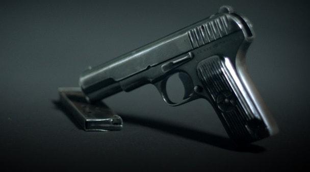100 лет «Красной Армии»: Пистолет Токарева ТТ