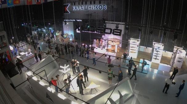 «Калашников» продемонстрировал новинки в рамках форума «Армия-2019»