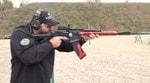 Михаил Пореченков посетил стрелковый центр «Калашников»