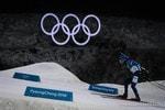 Биатлон. Олимпиада. Смешанная эстафета. Золото у Франции, россияне в десятке