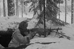 Отчет стрелкового полигона: ручной пулемет  Lahti-Saloranta M/26