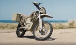 Мотоцикл для подразделений специального назначения