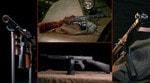 Пистолет-пулемет танкистов Красной армии