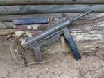 Отчет стрелкового полигона: пистолет-пулемет М3