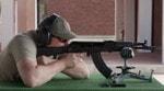 Сайга-МК исп.033: первый выезд на стрельбище