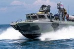 Катера БК-16 для Росгвардии заступили на дежурство в Крыму