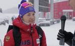Екатерина Юрлова-Перхт: «Надеюсь, ребята утрамбуют нам трассу на завтра»