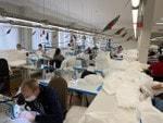 «Группа 99» наладила производство одноразовых защитных костюмов для медицинских работников