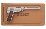 Wildey Survivor: первый пистолет с газоотводным механизмом