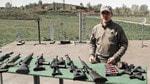 Отстрел патронов на Барнаульском патронном заводе