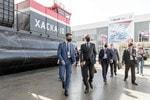 Демоцентр «Калашников» посетил Министр промышленности и торговли РФ Денис Мантуров