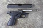 Конструкторская мозаика: фальстарт полимерной рамки. Пистолет HK VP-70